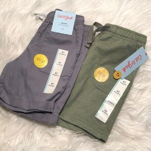 *3 for 12* NWT Toddler Boy Shorts